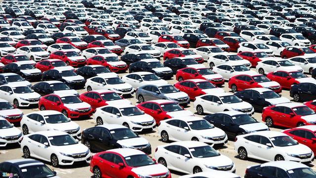 Tình hình nhập khẩu ôtô tuần cuối cùng năm 2018: Chạy đua với thời gian