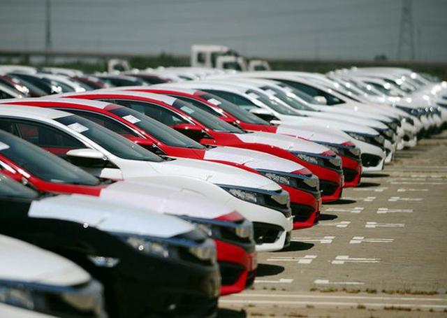 Đầu năm 2019, Việt Nam đã chi hơn 157 triệu USD nhập khẩu ô tô Chia sẻ